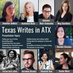 Texas Writes in ATX
