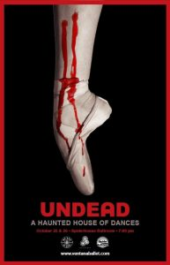 UNDEAD. Haunted House of Dances