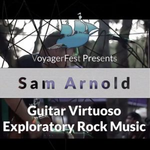 Edge of Sound Episode 2 - Sam Arnold, Exploratory Rock Guitarist