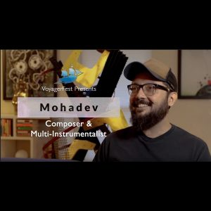 Edge of Sound Episode 3 - Mohadev, Composer and Multi-Instrumentalist