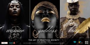 WARRIOR. GODDESS. KING: The Art of Practical Divinity