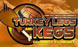 Turkey Legs and Kegs