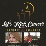 Let's Kick Cancer Benefit Concert