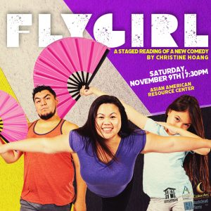 Fly Girl: A Staged Reading of a New Screenplay
