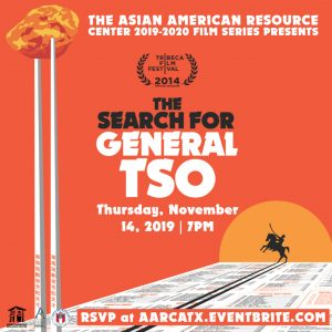 AARC Film Series: The Search for General Tso