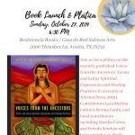 Voices from the Ancestors: Book Launch and Plática