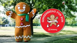 Gingerbread Fun Run 1K