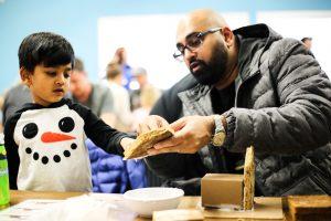 Thinkery Gingerbread Workshop