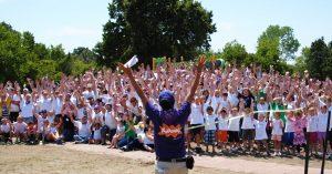 KaBOOM! Hosts First-Ever Volunteer Playground Construction in Austin Park