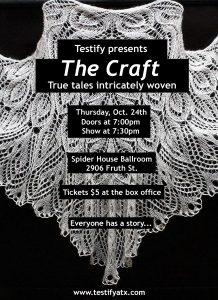 Testify presents The Craft
