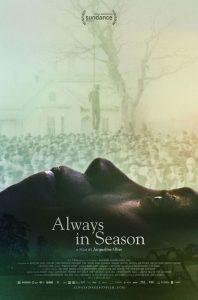 AFS Presents: ALWAYS IN SEASON