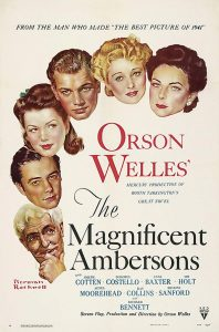 CINEMA 40 PRESENTS: THE MAGNIFICENT AMBERSONS
