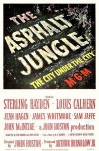 AFS Presents:THE ASPHALT JUNGLE