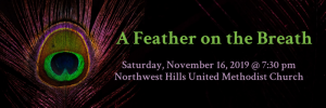 A Feather on the Breath: works by Fauré, Walker, Pärt & Xiao