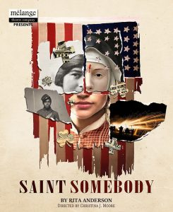 Saint Somebody (World Premiere)
