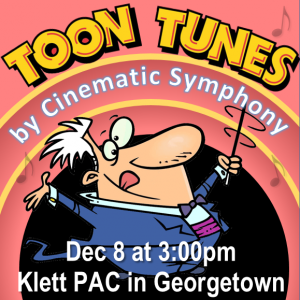 Toon Tunes – Free Symphony Concert
