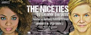 Jarrott Productions presents THE NICETIES