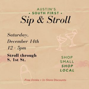 South 1st Sip & Stroll