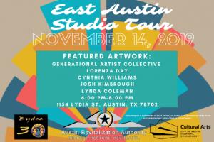 ARA Art Exhibition Opening Reception: East Austin Studio Tour