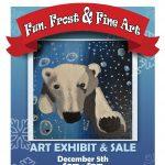 Fun, Frost & Fine Art