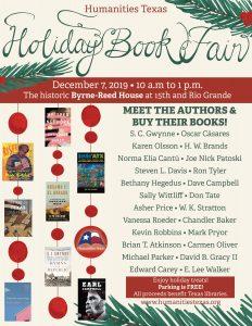 Humanities Texas Holiday Book Fair