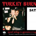 Tango Night: Turkey burner with DJ G & DJ L plus Intro Tango Class