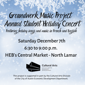 Annual Student Holiday Concert