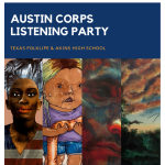 Austin Corps x Texas Folklife Listening Party