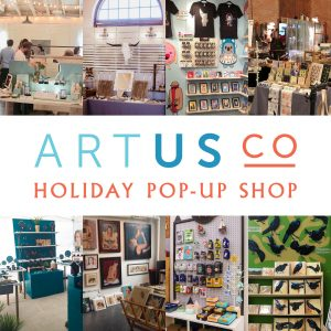 Artus Co Holiday Pop-up Shop