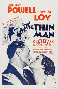 AFS Presents: THE THIN MAN
