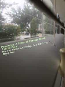 Penumbra: A Story of Remote Work by Aubree Dale