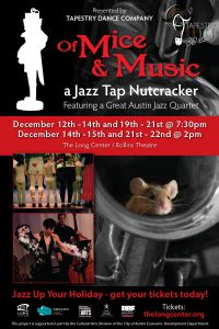 Of Mice & Music - A Jazz Tap Nutcracker (Tapes...
