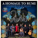 Atash in Concert - A Homage to Rumi - Atash 20 Year Anniversary