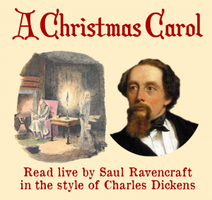 Ghosts of Christmas with Saul Ravencraft