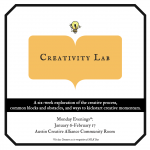 Creativity Lab
