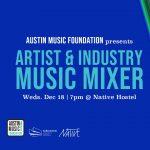 Artist & Industry Music Mixer