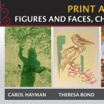 Print Austin - Figures and Faces, Chariots and Vessels