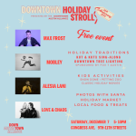 Downtown Holiday Stroll