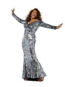 Mary Wilson of The Supremes Live in Concert