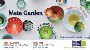 Exhibit Meta Garden - Rebecca Bennett