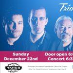 Romantic Evening with Trio Los Vigilantes Live