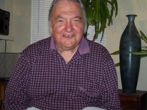 Texas Nafas presents poet Tony Barnett