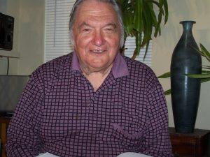 Texas Nafas presents poet Tony Burnett