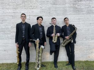 Midday Music: Songs of the Saxophone