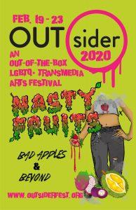 OUTsider 2020: Nasty Fruits