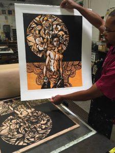 Soul: Melanated Life In Print -- PrintAustin Invit...