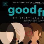 The Texas premiere of good friday by Kristiana Rae Colón