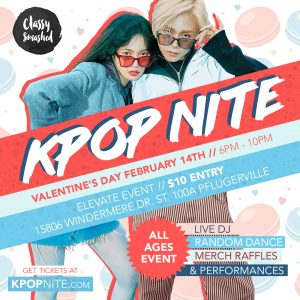Kpop Nite All Ages
