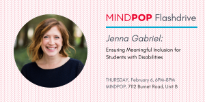 Jenna Gabriel: Ensuring Meaningful Inclusion for S...