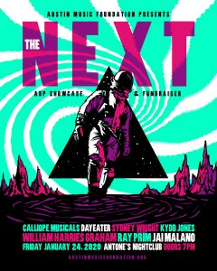 AMF Presents The Next